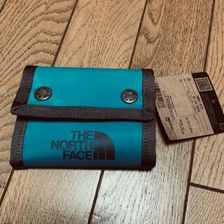 ザノースフェイス(THE NORTH FACE)のTHE north faceノースフェイス折りたたみ財布未使用(折り財布)