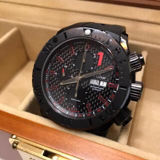 エドックス(EDOX)の【機械式】エドックス EDOX クロノオフショア1 オートマティック(腕時計(アナログ))