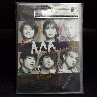 AAA - AAA DVD FANFUNFAN 2018