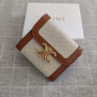 celine - 即納★国内発送★セリーヌ 三つ折り財布 コインケース 名刺入れ