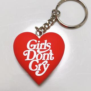 ジーディーシー(GDC)の人気レッドgirls don't cryGDC HEART KEYCHAIN(キーホルダー)