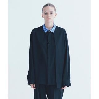 ステュディオス(STUDIOUS)のCULLNI 20SS クレリックシャツ(シャツ)