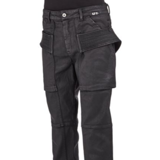 リックオウエンス(Rick Owens)のRICK OWENS DRKSHDW パンツ  黒(デニム/ジーンズ)