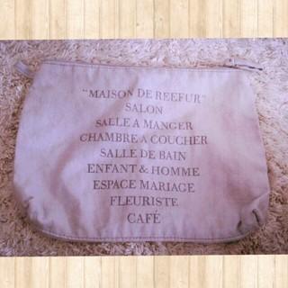 メゾンドリーファー(Maison de Reefur)のあやぽんさま24日までお取り置き♡(ポーチ)