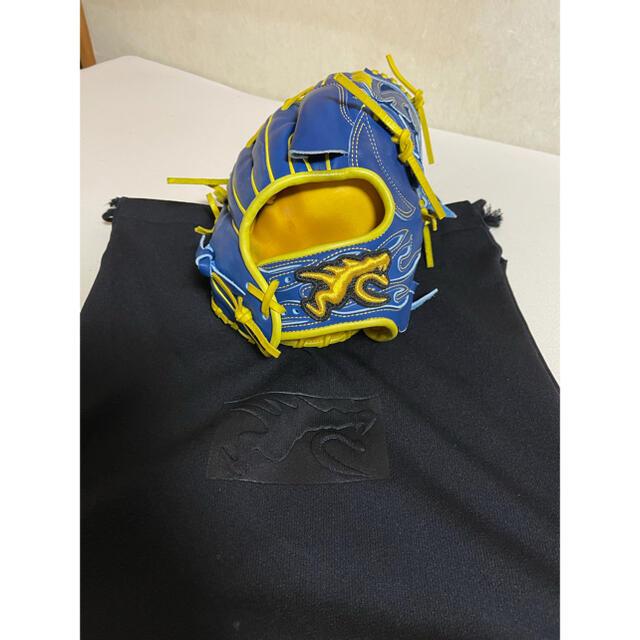MIZUNO(ミズノ)の野球 投手 オーダーグローブ  RYU スポーツ/アウトドアの野球(グローブ)の商品写真