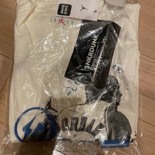 ナイキ(NIKE)のfragment travis Tシャツ Lサイズ USサイズ(Tシャツ/カットソー(半袖/袖なし))