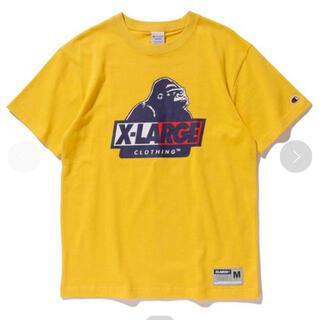XLARGE - xlarge champion tシャツ ゲームシャツ Lサイズ