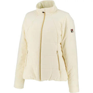 フィラ(FILA)の新品 FILA フィラ 中綿ジャケット レディースゴルフウェア ゴルフウエア  (ウエア)
