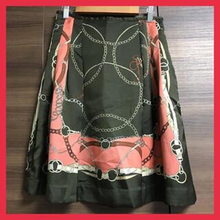 【新品】【最終値下げ】 C.D.S BASIC ひざ丈スカート M〜Lサイズ相当