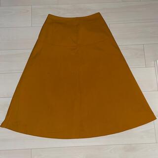 アクアガール(aquagirl)の美品★アクアガール 膝丈スカート36(ひざ丈スカート)