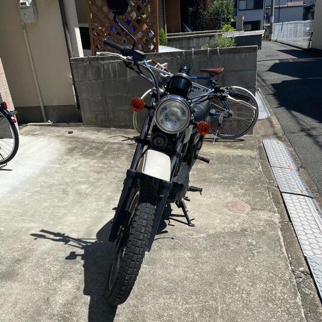 カワサキ(カワサキ)のBJ250f kawasaki 自動車/バイクのバイク(車体)の商品写真