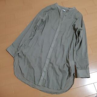 BAYFLOW - BAYFLOW ロングシャツ