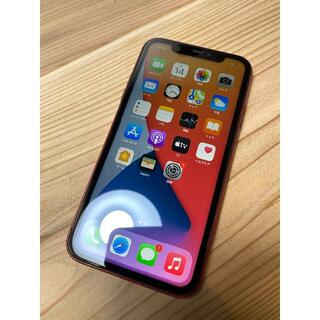 iPhone 11 Red 256 GB SIMフリー(スマートフォン本体)