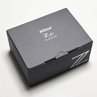Nikon - 【3年保証】ニコン Z fc レンズキット 16-50mm 専用グリップ