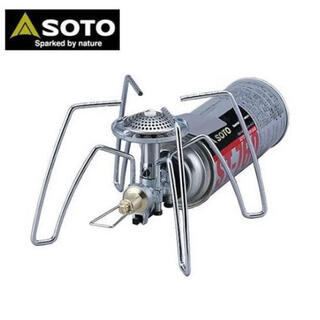 シンフジパートナー(新富士バーナー)のSOTO レギュレーターストーブ ST-310(調理器具)