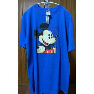 ミッキーマウス(ミッキーマウス)のUSA製 THE Disney STORE ディズニー ミッキー  Tシャツ(Tシャツ/カットソー(半袖/袖なし))