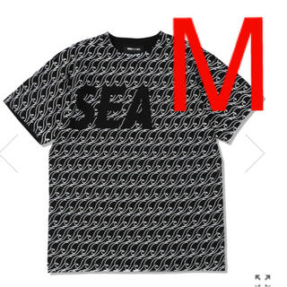 SEA - WIND AND SEA ✖️JUN MATSUI  T-SHIRT  Mサイズ