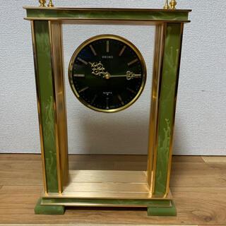SEIKO - 【美品】セイコーseiko置き時計