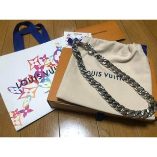 LOUIS VUITTON - LOUIS VUITTON コリエチェーン ネックレス