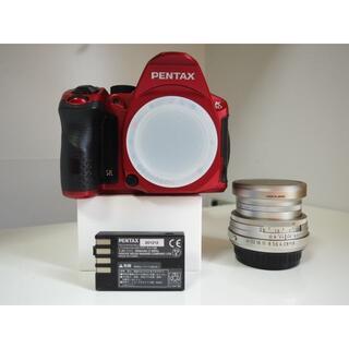 PENTAX - PENTAX FA43mm Limited と K-30