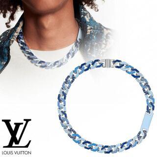 LOUIS VUITTON - 【新品未使用レシート付き】ルイヴィトン コリエ チェーンリンクス