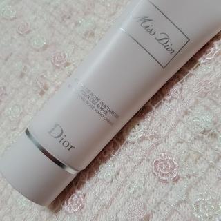 ディオール(Dior)のディオール♡【未使用】miss Dior☆ハンドクリーム(50ml)(ハンドクリーム)