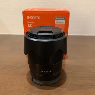 SONY - 【新同品】SONY FE 35mm F1.8(SEL35F18F)