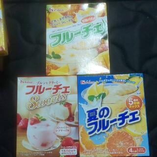 ハウスショクヒン(ハウス食品)のフルーチェ3セット!(1)(菓子/デザート)