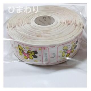 Disney - 【在庫処分】500枚 ディズニー ロールチケット メモ ミッキーマウス 海外