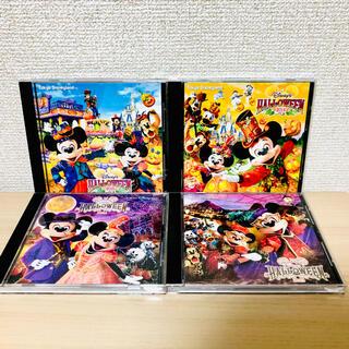 ディズニー(Disney)の東京ディズニーランド・東京ディズニーシー ハロウィン(4点セット)(ポップス/ロック(邦楽))