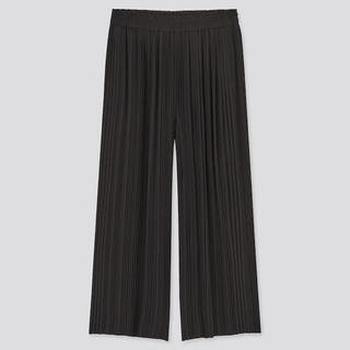 ユニクロ(UNIQLO)のユニクロ プリーツスカートパンツ(キュロット)