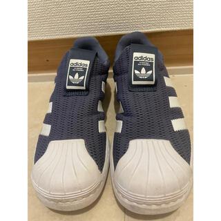 adidas - アディダスadidasスリッポンスニーカー 20センチ