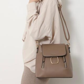 リエンダ(rienda)の3way flap bag♡rienda(ショルダーバッグ)
