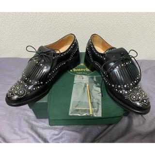 チャーチ(Church's)の【新品未使用】church's    CONSTANCE SHINE(ローファー/革靴)