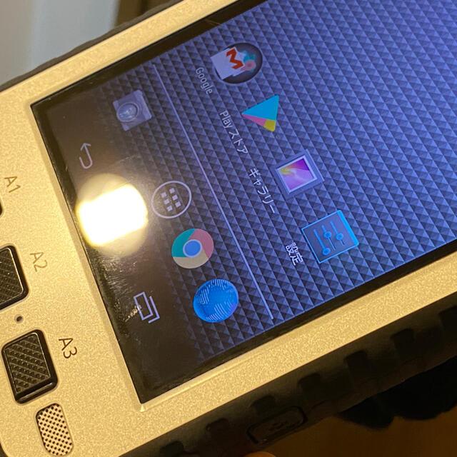 Panasonic(パナソニック)のPanasonic TOUGH PAD FZ-X1 充電器付き 美品 スマホ/家電/カメラのスマートフォン/携帯電話(スマートフォン本体)の商品写真