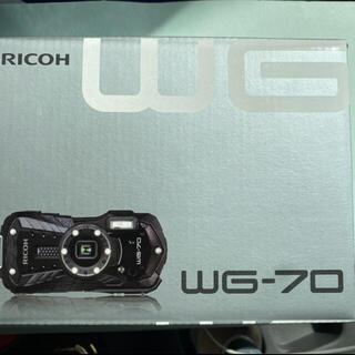 リコー(RICOH)のRICOH WG-70(コンパクトデジタルカメラ)