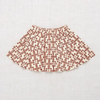 キャラメルベビー&チャイルド(Caramel baby&child )のmisha&puff  スカート 3-4y(スカート)