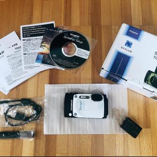 OLYMPUS - オリンパス 防水カメラ tg-870 デジカメ