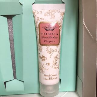 トッカ(TOCCA)のTOCCA ハンドクリーム 30ml(ハンドクリーム)