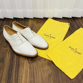 ジョンロブ(JOHN LOBB)のjohn lobb ジョンロブ 新品 レザー 革靴 サドルシューズ ビジネス (ドレス/ビジネス)