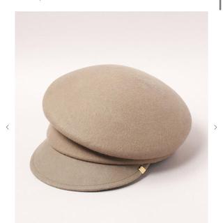 カシラ(CA4LA)の帽子(キャスケット)