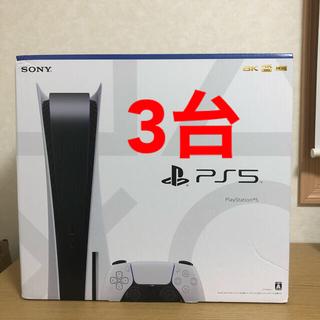 SONY - SONY PlayStation5 本体 3台