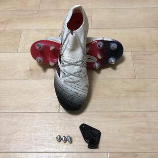 adidas - adidas NEMEZIZ SG 25.5cm ホワイト ブラック