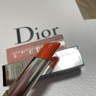 ディオール(Dior)のディオール アディクト リップ グロウ 004 コーラル(リップケア/リップクリーム)