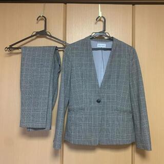 プラステ(PLST)のPLST プラステ チェック柄スーツ(スーツ)