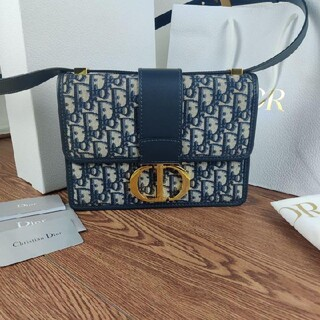 ディオール(Dior)のディオール 30MONTAIGNE オブリーク フラップバッグ(財布)