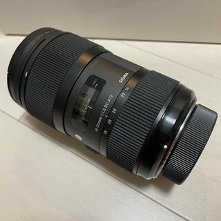シグマ(SIGMA)のSIGMA 18-35mm F1.8 DC Nikon用(レンズ(ズーム))