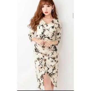 dazzy store - デイジーストア 花柄ドレス