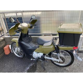 ホンダ - スーパーカブ 50cc 実働