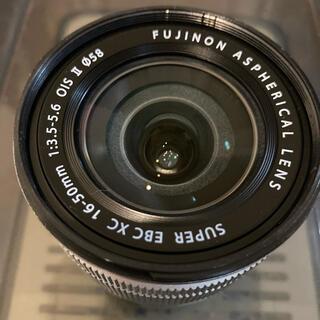 富士フイルム - FUJIFILM フジノン XC16-50mm F3.5-5.6 美品 最終値下